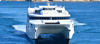 reservation du ferry