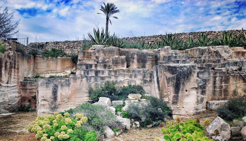 Les jardins Ipogei