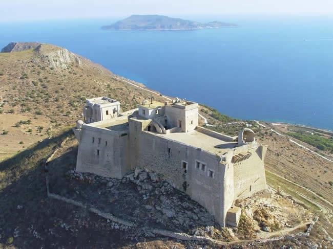 Le Château de Santa Caterina